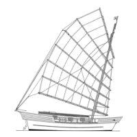 10.5m Modern sailing junk